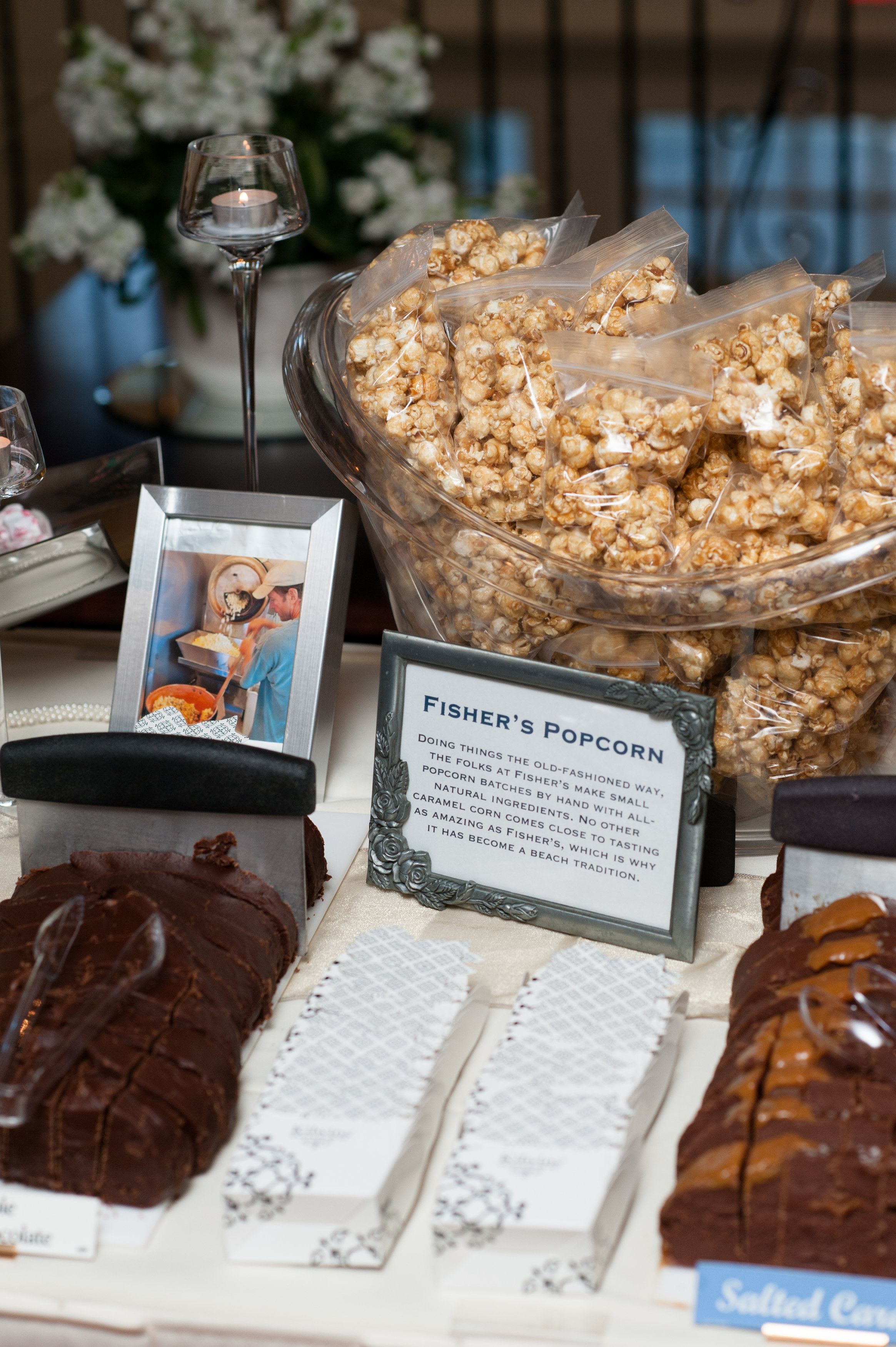 Showcase your favorite treat for all your guests!