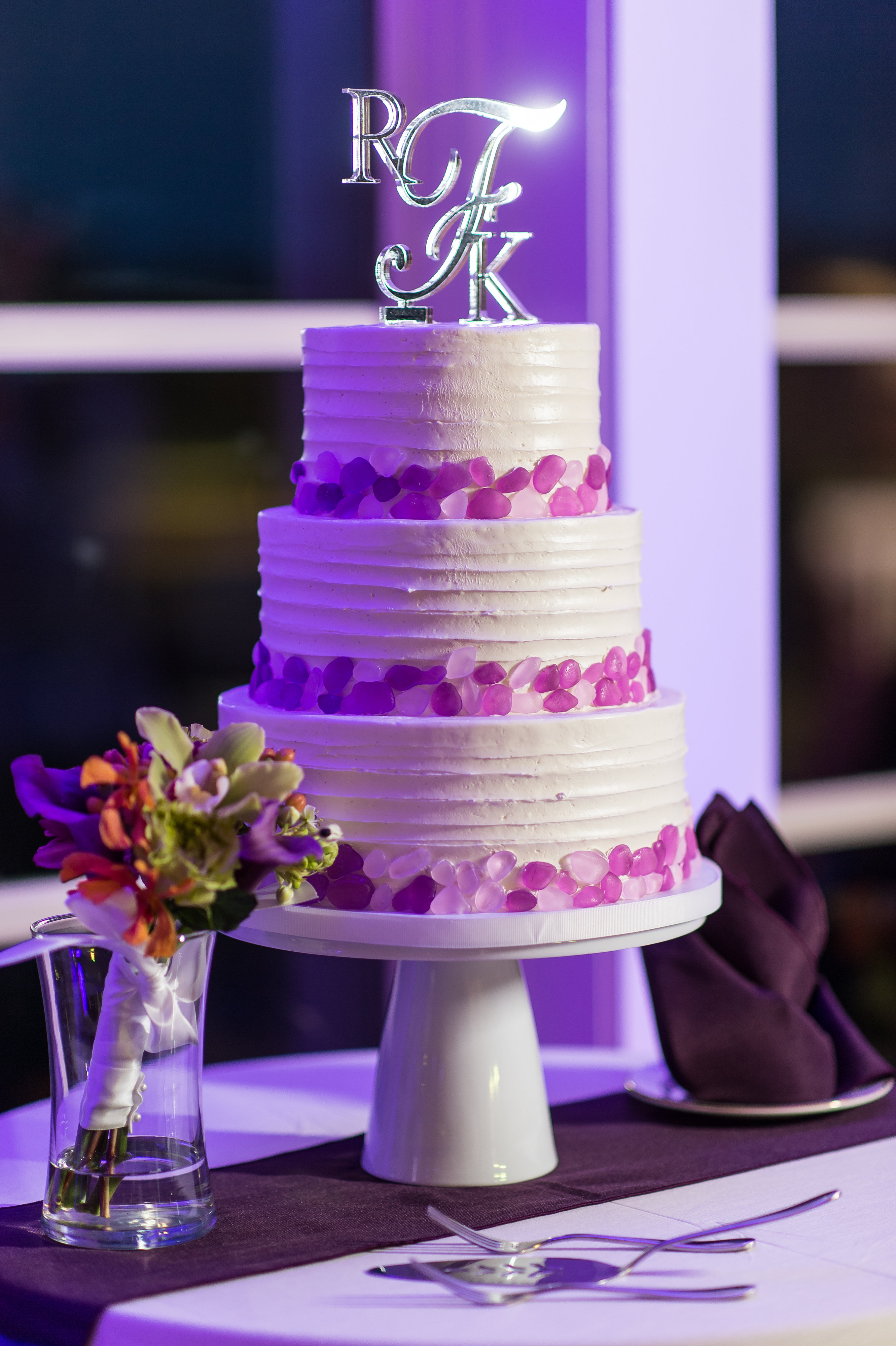 Kylie and Rick's Cake