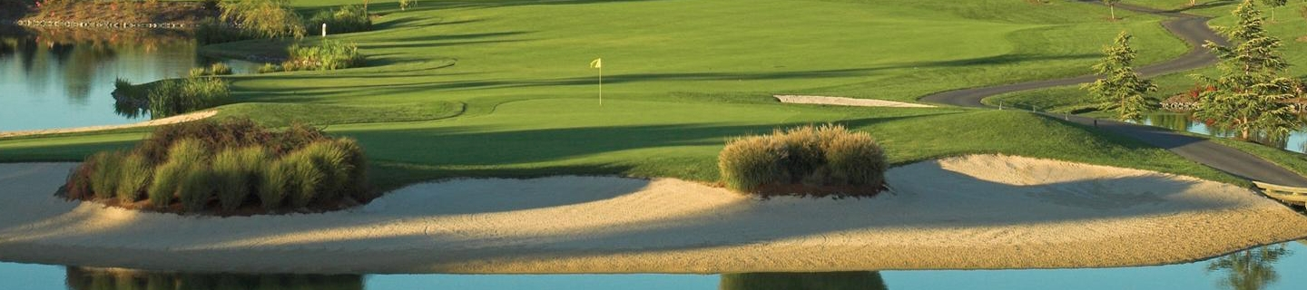 Our beatiuful Woodside course
